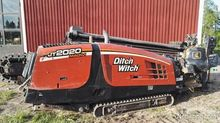 2008 Ditch Witch JT 2020 Mach 1