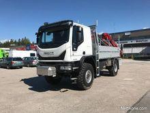 2017 Iveco Eurocargo 4x4 MLI150