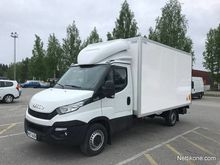 2017 Iveco Daily 35S17 A8