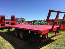 Robus Bale wagon 3650
