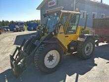 1991 Wille 645 Tractors