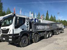 2017 Iveco Trakker AT340T50 Aut
