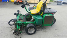 2000 Ransomes reel mower