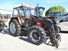 1990 Zetor 7745 with front load