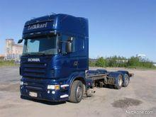 2010 Scania R480 LB