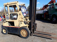 1981 Hyster H40H