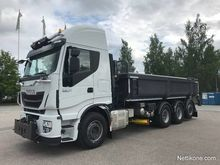 2017 Iveco Stralis AS350S56 mun