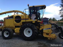 2004 New Holland FX60 4WD