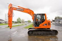2011 Doosan DX 140 LC-3 / SOLD