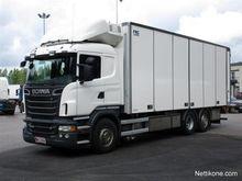2013 Scania R560