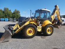 2008 New Holland B115