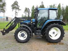 1998 New Holland TS 100 ES