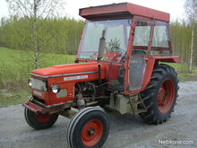 1977 Zetor 6711