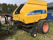 2014 New Holland BR 7070