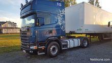 2001 Scania 164L 480hp