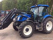2016 New Holland T6 165 EC