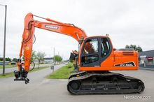 2010 Doosan DX 160 LCH / Forest