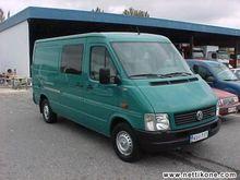 2002 Volkswagen LT KA