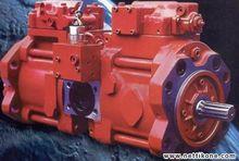 2004 Daewoo 100-450 pumps, etc.