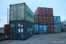 Steel Container 6m 20 Jalkanen