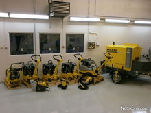 Wacker Neuson products from us