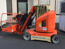 Used 2015 JLG Toucan