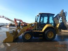 2015 Caterpillar 420F2 Rigid Ba