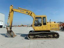 1988 Deere 490D Track excavator