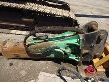 Hydraulic Hammer : TRAMAC V32 2