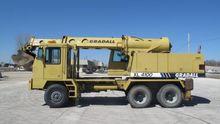 1995 Gradall XL4100 Wheeled exc