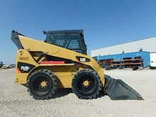 2012 Caterpillar 252B3 Skid Ste
