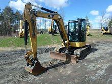 2012 Caterpillar 305.5E CR Mini