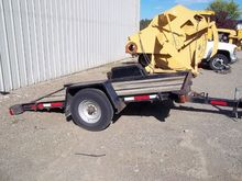 1998 Ditch Witch 5SA Trailer