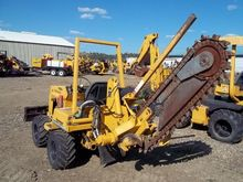 2000 Vermeer V3550A Trencher
