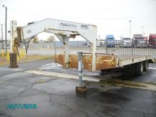1992 Towmaster T-20 Trailer