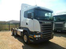 Used 2013 SCANIA R46