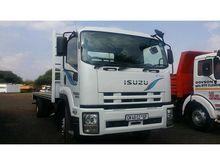 2013 ISUZU FSR 850