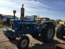 Used FORD TRACTOR in