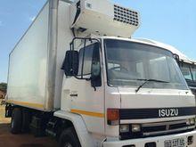 Used 1991 ISUZU REFR