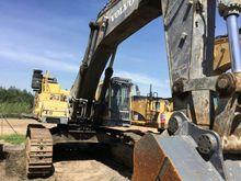 Used VOLVO EC700CL H
