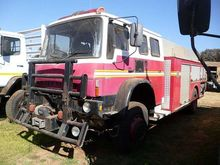 BEDFORD MT 17-21 Fire Truck