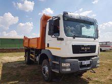 Used 2013 MAN TGM 18