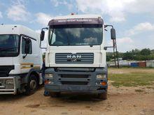 MAN 33-480 Truck Tractor