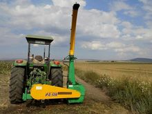 STAALMEESTER C120 SILAGE CUTTER