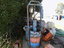 LINCOLN LUBRICATION PRESS PROJE