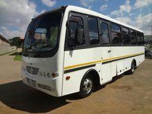 2012 HINO 300 BUS