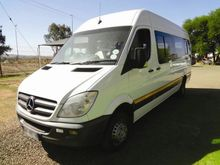 2014 MERCEDES BENZ Sprinter 515