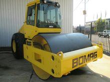 Used 2014 BOMAG BW21