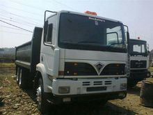 2001 Foden 6X4 TIPPER FOR EXPOR