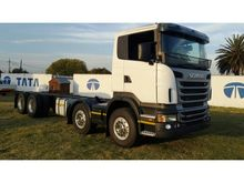 2010 SCANIA UNSPECIFIED R500 8X